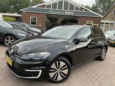 tweedehands VW e-Golf e-golf e-Golf EX.BTW, Adap Cruise Cntrll, Apple carplay e-golfEX.BTW, Adap Cruise Cntrll, Apple carplay