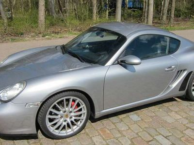 tweedehands Porsche Cayman S Sport Chrono New Engine