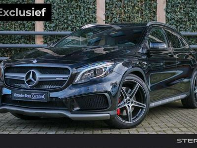 tweedehands Mercedes GLA45 AMG AMG Automaat | 360 PK | AMG Performance 4Matic | Coman