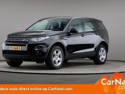 tweedehands Land Rover Discovery Sport 2.0 eD4 Urban Series Pure, Navigatie, Trekhaak