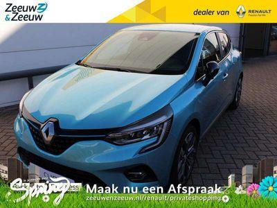 tweedehands Renault Clio 140 PK Hybrid Zen Automaat #HYBRID #bestevan2werelden#goedkooprijden