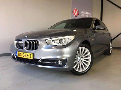 tweedehands BMW 520 5 Serie Gran Turismo d High Executive Leer Xenon Navigatie Trekhaak