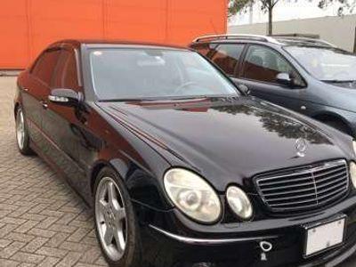 tweedehands Mercedes E500 Avantgarde