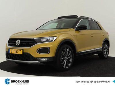 tweedehands VW T-Roc 1.5 TSI 150 PK Style   Beats Audio   Panorama Dak   DAB+   Apple Carplay   Navigatie  