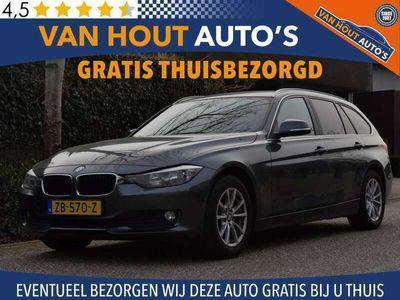 tweedehands BMW 318 318 Touring d Executive   LEDER   GROOT NAVI   PRIV