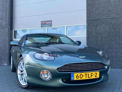 tweedehands Aston Martin DB7 5.9 V12 Vantage Coupe / Touchtronic / Chiltern Gre