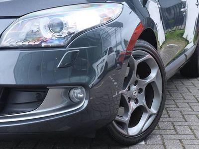 "tweedehands Renault Mégane GT Estate TCe 180   Navi   Clima   Xenon   LM velgen 18""   2e eigenaar"