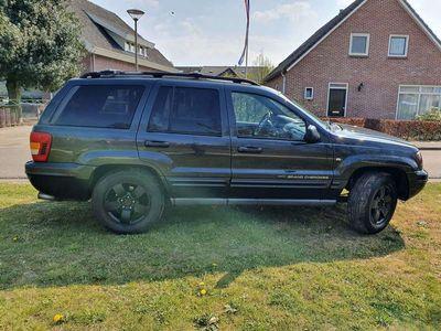 tweedehands Jeep Grand Cherokee 4.7i V8 Limited
