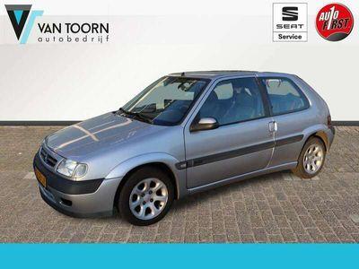 tweedehands Citroën Saxo 1.4i 538 Sport, APK tot 22-05-2021 .