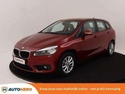 tweedehands BMW 218 Active Tourer 218i Basis 135PK MK52388 | Navi | Cl