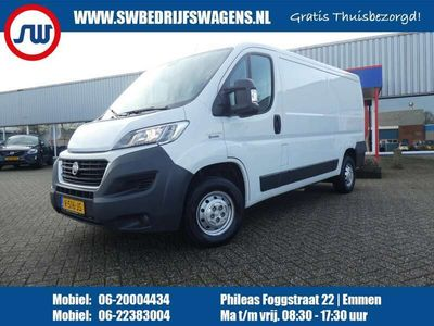 tweedehands Fiat Ducato 30 2.3 130PK MultiJet L2H1 TREKHAAK ECC CRUISE CAM