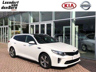 tweedehands Kia Optima Sportswagon 1.7 CRDi GT-Line Leder - Navigatie - Clima - Cruise - Harmann-Kardon
