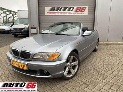 tweedehands BMW 330 Cabriolet 330Ci Executive