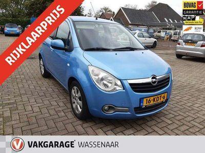 tweedehands Opel Agila 1.2 Enjoy airco lmv