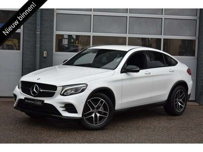 tweedehands Mercedes 250 GLC Coupé4MATIC AMG | Trekhaak | Night Pakket