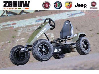 tweedehands Jeep Wrangler Revolution Pedal Go-Kart BFR