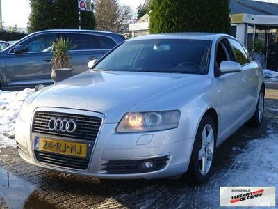 tweedehands Audi A6 2.4 Pro Line Automaat 2005 Youngtimer Xenon