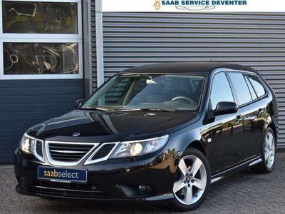 tweedehands Saab 9-3 Sport Estate 2.0t BP 175pk Vector I Clima I Leder/