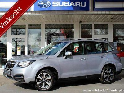 tweedehands Subaru Forester 2.0 CVT Luxury Plus * 23242 km * Trekhaak * BI-LED