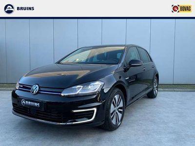 tweedehands VW Golf e- E-DITION 100kW/136PK excl. BTW, 5 jaar garantie