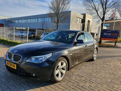 tweedehands BMW 525 525 d Corporate / SEDAN / ZWART / BWJR 2006 !