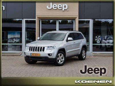 tweedehands Jeep Grand Cherokee 3.0 CRD 4x4 Aut. Laredo VAN / 3500 KG Trekgew