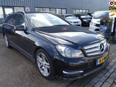 tweedehands Mercedes 220 C-klasse EstateCDI Avantgarde