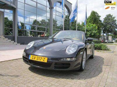 tweedehands Porsche 997 Cabrio 3.6 (997) automaat ,sport chrono,boekjes ,a