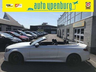 tweedehands Mercedes C63 AMG AMG Cabriolet Premium Plus Pack * 7.266 Km * Vol Optie