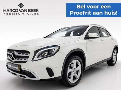 tweedehands Mercedes GLA180 Premium Plus
