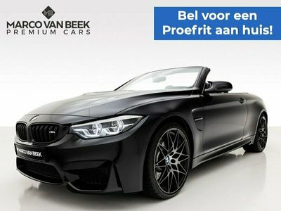 tweedehands BMW M4 4 Serie CabrioCompetition Nw. Prijs € 165.122 M Drivers Package Carbon Leder Head-Up Geïnteresseerd?