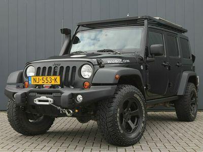 tweedehands Jeep Wrangler Unlimited 2.8 CRD Rubicon AUT. / AEV / LIER / ROOFRACK / EXPEDITIE
