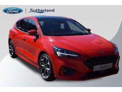 tweedehands Ford Focus 1.0 EcoBoost Hybrid ST Line Business 125pk | Voorraad of Nieuw te bestellen |