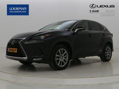 tweedehands Lexus NX300h AWD Luxury Line