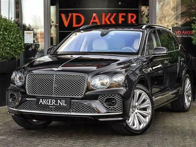 tweedehands Bentley Bentayga V8 FIRST EDITION MULLINER+22INCH+NAIM+HEADUP