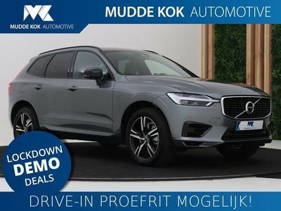 tweedehands Volvo XC60 2.0 T8 Twin Engine AWD R-Design | Incl. BTW | B&W | Adaptieve Cruise | Keyless | Panoramadak | Ventilatie+Massage Voorstoelen