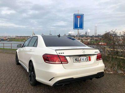 tweedehands Mercedes E63S AMG E 63 AMG AMG585PK 300KM/H 0-100 3.5 Sec