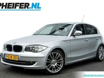 tweedehands BMW 116 116 i 122pk Executive Climate control/ Stoelverwarm