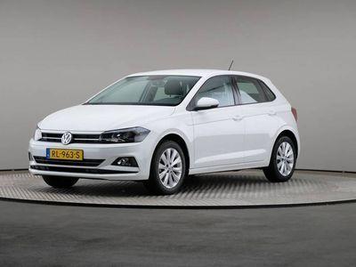 tweedehands VW Polo 1.0 TSI Highline, Airconditioning, Navigatie 2018