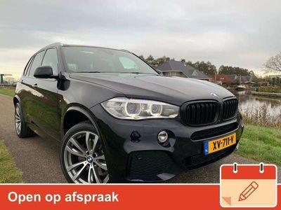 tweedehands BMW X5 xDrive35i High Executive M-Pakket Shadowline Panorama/360Camera VOL!
