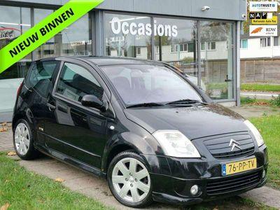 tweedehands Citroën C2 1.6i-16V VTR |AUT.|AIRCO|ELEK.RAMEN|PDC|CRUISE|APK