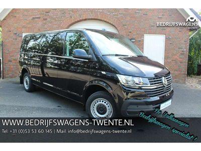 tweedehands VW Transporter T6.1 NIEUW MODEL 150 pk DSG LWB ENK/CAB A-Klep | NAV