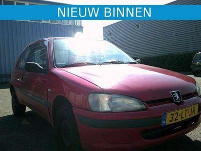 tweedehands Peugeot 106 106; 1.1 3DRS