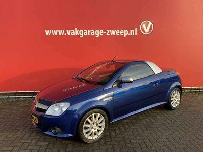 tweedehands Opel Tigra TwinTop 1.8-16V Cosmo | Cruise | Navi | Leder |