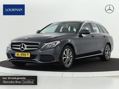 tweedehands Mercedes E350 C-Klasse EstateLease Edition 17 inch lichtmetalen velgen  ..