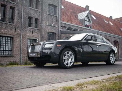 tweedehands Rolls Royce Ghost 6.6 V12