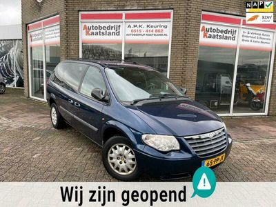 tweedehands Chrysler Grand Voyager 2.4i SE Luxe - Clima - Automaat