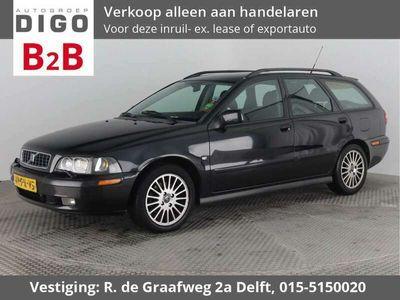tweedehands Volvo V40 1.8 Europa | Bestemd voor handelaren en opkopers | Export | B2B
