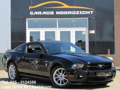 tweedehands Ford Mustang USA 3.7 V6 305pk AUTOMAAT|LEDER|AIRCO|USB|AUX|DEAL