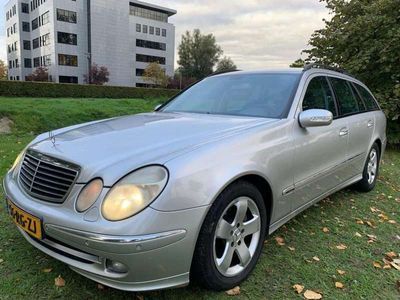 tweedehands Mercedes E280 Combi CDI Avantgarde